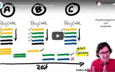 Projektmanagement und Holakratie
